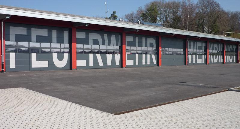 Feuerwehr und Werkhof Mettmenstetten