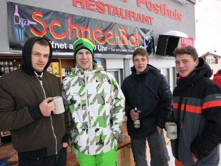 Teamevent Melchsee-Frutt