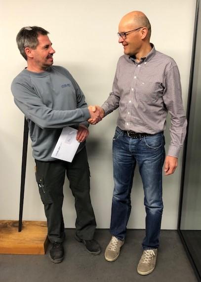 Gratulation 20 Jahre Ralphf Baur